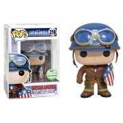 Funko Pop Capitão America SDCC 2017 Exclusivo - Marvel
