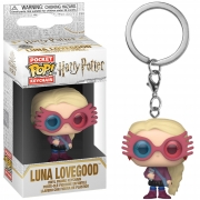 Funko Pop Chaveiro Harry Potter Luna Lovegood