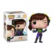 Funko POP! D.Va (Nano Cola) #492 Overwatch Exclusiva Gamestop