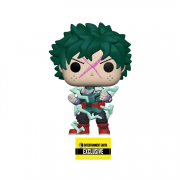 Funko Pop Deku My Hero Academia 596 Glows in the Dark EE Exclusive