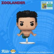 Funko Pop Derek Zoolander Sereia Sdcc 2019 San Diego Comic Con