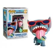 Funko Pop Disney Lilo E Stitch Summer Stitch Hot Topic #636