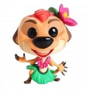 Funko Pop Disney Luau Timon Rei Leão #500