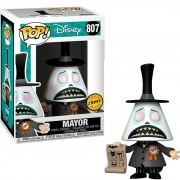 Funko Pop Disney Mayor Prefeito Chase #807