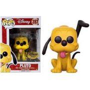 Funko Pop Disney Pluto 287 Exclusivo Disney Treasures