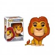 Funko Pop Disney Rei Leão Mufasa #495