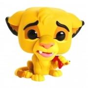 Funko Pop Disney Rei Leão Simba #496