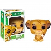 Funko Pop Disney Rei Leão Simba #85