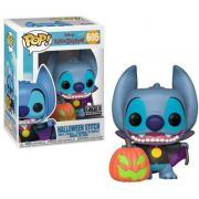 Funko Pop Disney Stitch Vampiro Halloween Exclusivo FYE 605