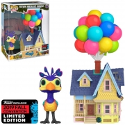 Funko Pop Disney Up with Kevin Up House Nycc 2019 Exclusivo