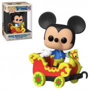 Funko Pop Disneyland 65th Mickey Mouse Train  #03