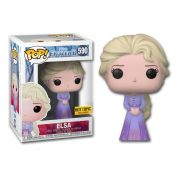 Funko Pop Elsa Frozen 2 Exclusivo Hot Topic