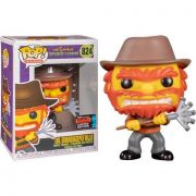 Funko Pop Evil Groundskeeper Willie Simpsons NYCC 2019