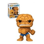 Funko Pop Fantastic Four The Thing Quarteto Fantástico
