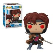 Funko Pop Gambit Eccc 2020 X-Men # 564 Exclusivo