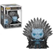 Funko Pop Game of Thrones Trono de Ferro com Night King #74