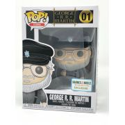 Funko Pop George Martin Exclusivo Game of Thrones