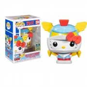 Funko Pop Hello Kitty Sdcc 2020 Exclusivo Robo  #39