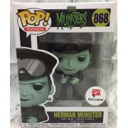 Funko Pop Herman Munster Exclusivo Walgreens The Munsters 868