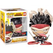 Funko Pop Hero Killer Stain My Hero Academia Exclusivo NYCC 2019
