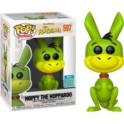 Funko Pop Hoppy Canguru Flintstones Mascote do Barney Exclusivo e Limitado SDCC 2019