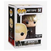 Funko Pop HT Nerdette Hot Topic Exclusivo