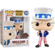 Funko Pop Icons American Story Uncle Sam