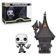 Funko Pop Jack Skellington e Jacks House Pop  Town Casa do Jack Nightmare