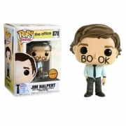 Funko Pop Jim Halpert The Office #870 Chase