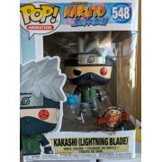 Funko Pop Kakashi (Lightning Blade) Exclusivo Naruto #548