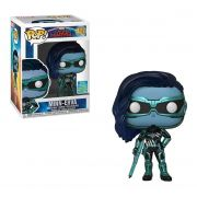 Funko pop Marvel  MinnErva Exclusiva SDCC #487