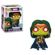 Funko Pop Marvel Gamora Exclusivo Sdcc