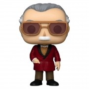 Funko Pop Marvel Iron Man Stan Lee #656 Exclusivo