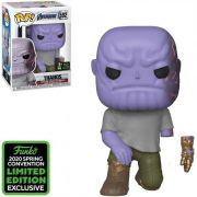 Funko Pop Marvel Vingadores Thanos ECCC 592