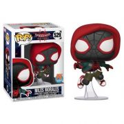 Funko Pop Miles Morales Px Exclusive Spider Man 529