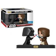 Funko Pop Movie Moment Star Wars Death Star Duel Exclusivo
