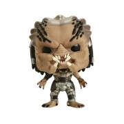 Funko Pop Movies Chase Fugitive Predator #620 - O Predador