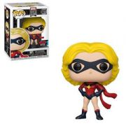 Funko Pop Ms Marvel 80 anos NYCC Exclusivo
