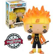 Funko Pop Naruto Shippuden (Six Path) Exclusivo GITD Briha no Escuro