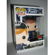 Funko Pop Officer Freddy NYCC Exclusivo