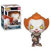 Funko Pop Pennywise with Beaver Hat Exclusivo FYE 779