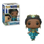 Funko Pop Princesa Jasmine Diamond Exclusiva Funkoshop