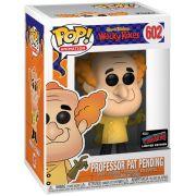 Funko Pop Professor Pat Pending Wacky Races Corrida Maluca Professor Aereo Hanna Barbera
