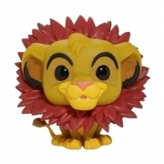 Funko Pop Rei Leão Simba Disney #302