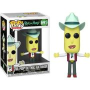 Funko Pop Rick And Morty Mr. Poopy Butthole Auctioneer