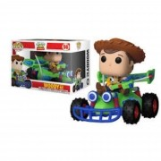 Funko Pop Rides Disney Toy Story Woody e RC #56