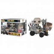 Funko Pop Rides Mad Max The Nux Car # 42 Sdcc 2018