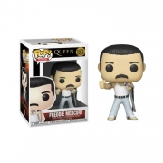 Funko Pop Rocks Freddie Mercury Radio Gaga #183 Queen