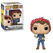 Funko Pop Rosie the Riveter American History Icons 08