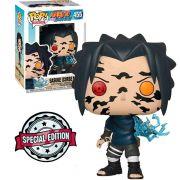 Funko Pop Sasuke (Curse Mark) Exclusivo Naruto Gitd